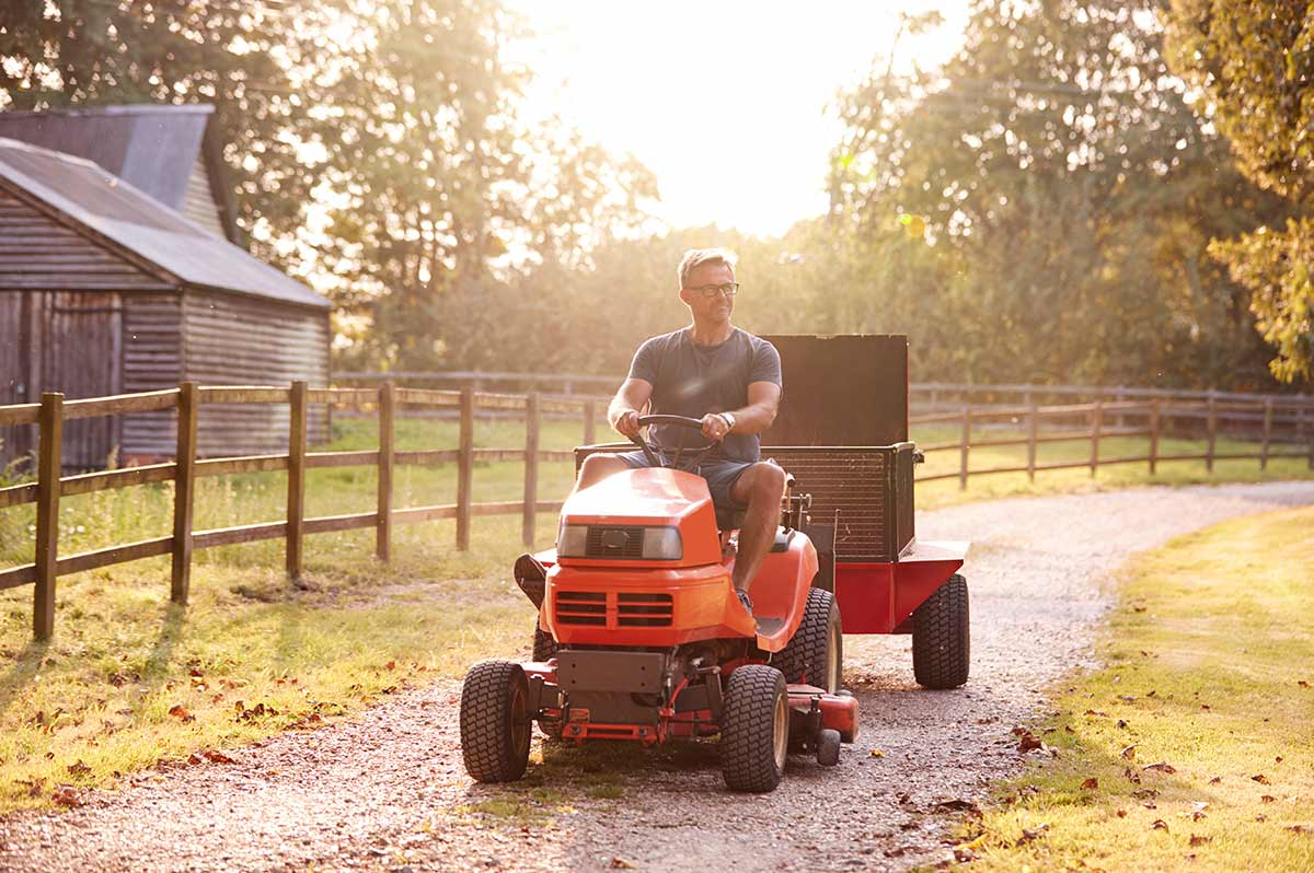 Used Riding Lawn Mower Checklist