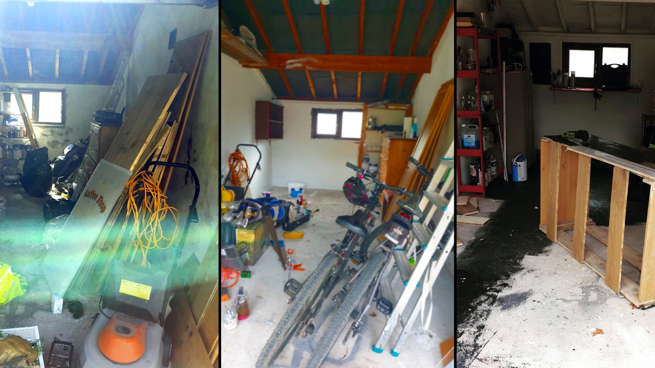 How to renovate your garage