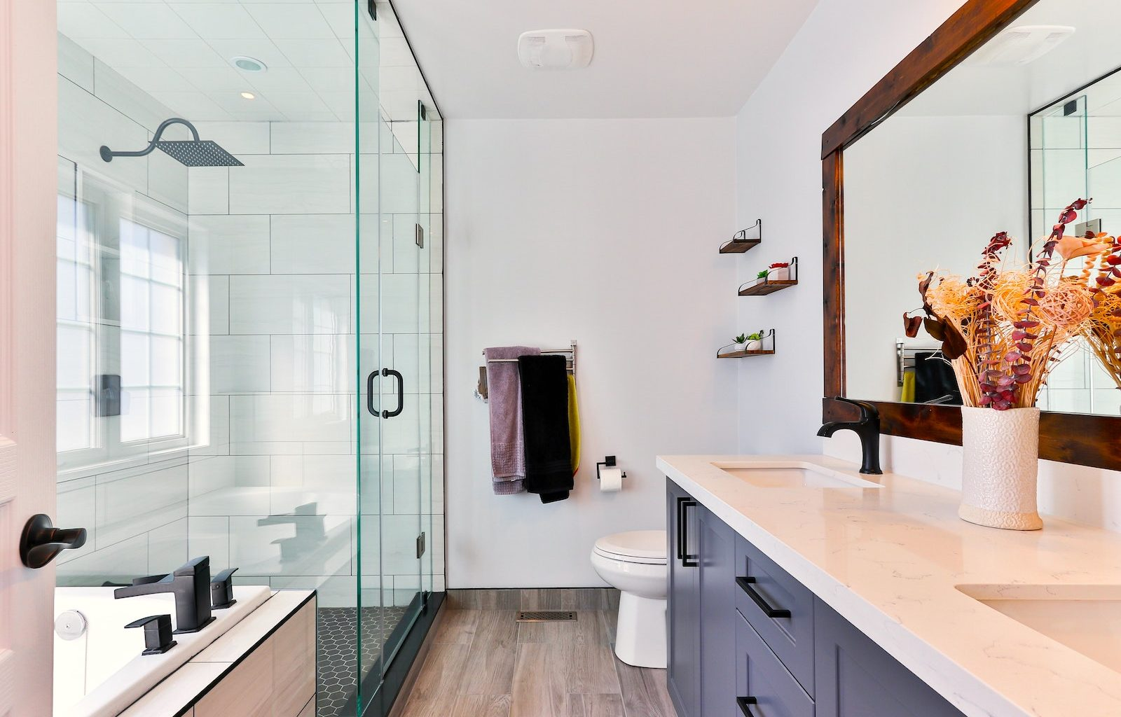 How long to renovate a bathroom