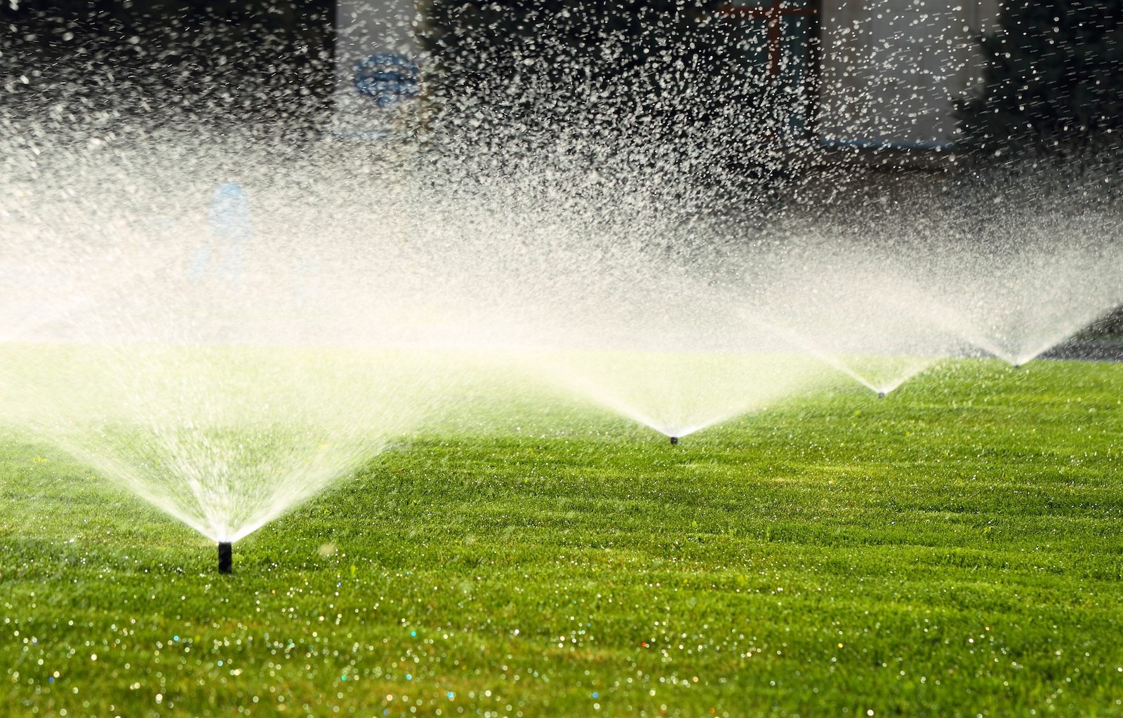 How Often To Use A Lawn Sprinkler System
