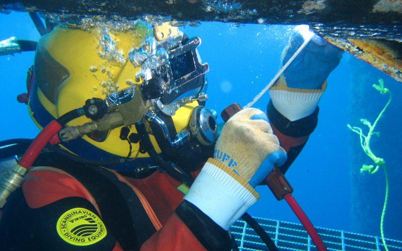 How dangerous is underwater welding?