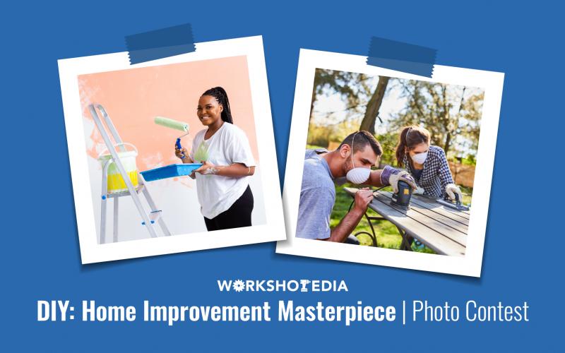 DIY Home Improvement Masterpiece Photo Contest
